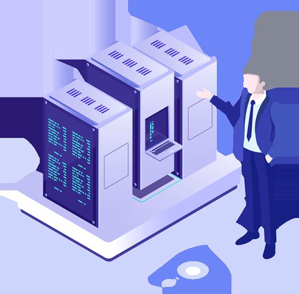 روترنت خدمات راهاندازی و مشاوره شبکه