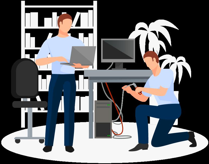 اجرا و پیادهسازی کابلکشی شبکه