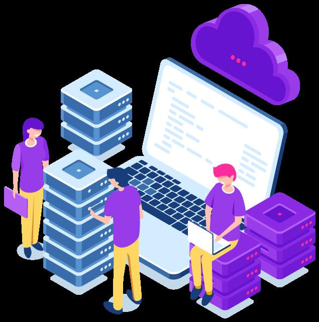 استانداردسازی اتاق سرور