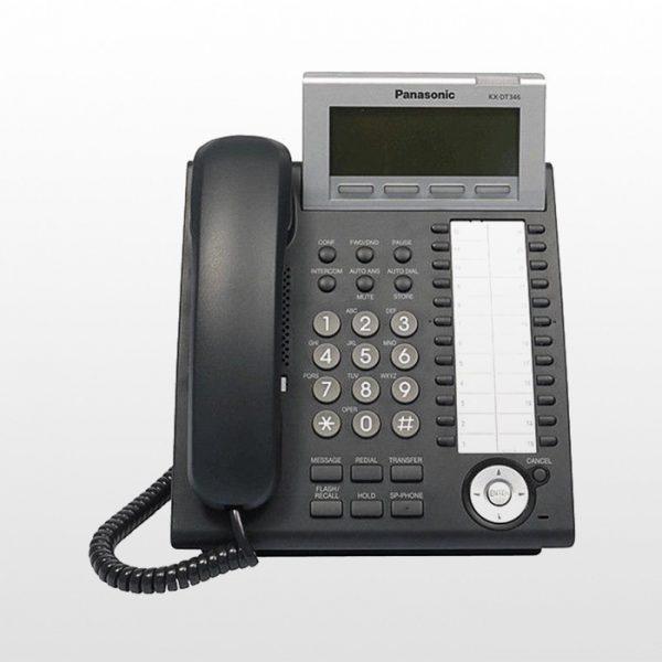 آی پی تلفن پاناسونیک KX-DT346