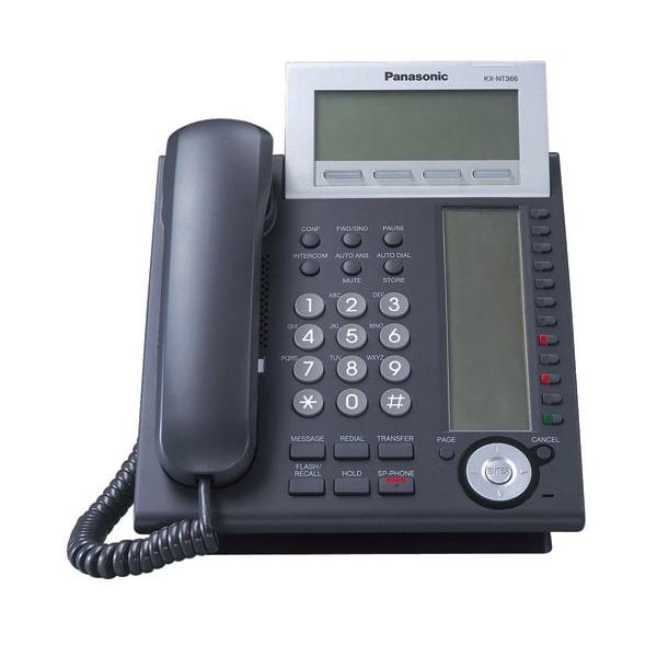 آی پی تلفن پاناسونیک KX-NT366