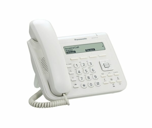 آی پی تلفن پاناسونیک KX-UT123