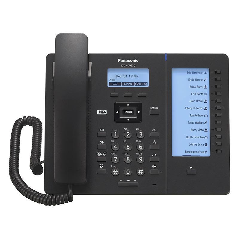 آی پی تلفن پاناسونیک KX-HDV230