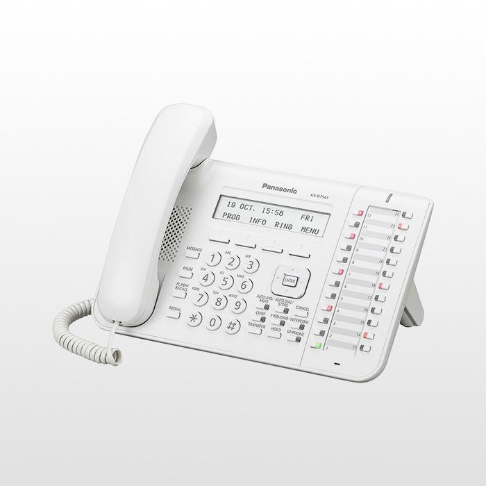 ی پی تلفن پاناسونیک KX-DT543