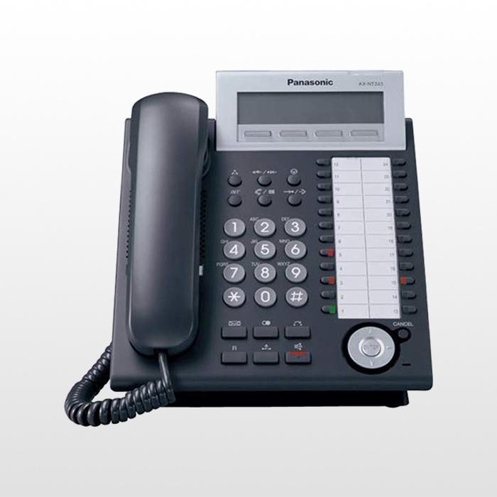 ی پی تلفن پاناسونیک KX-NT343