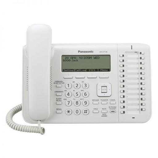 آی پی تلفن پاناسونیک KX-UT133