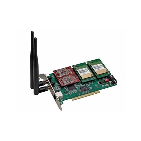 کارت تلفن 4 کانال Atcom AX-4G