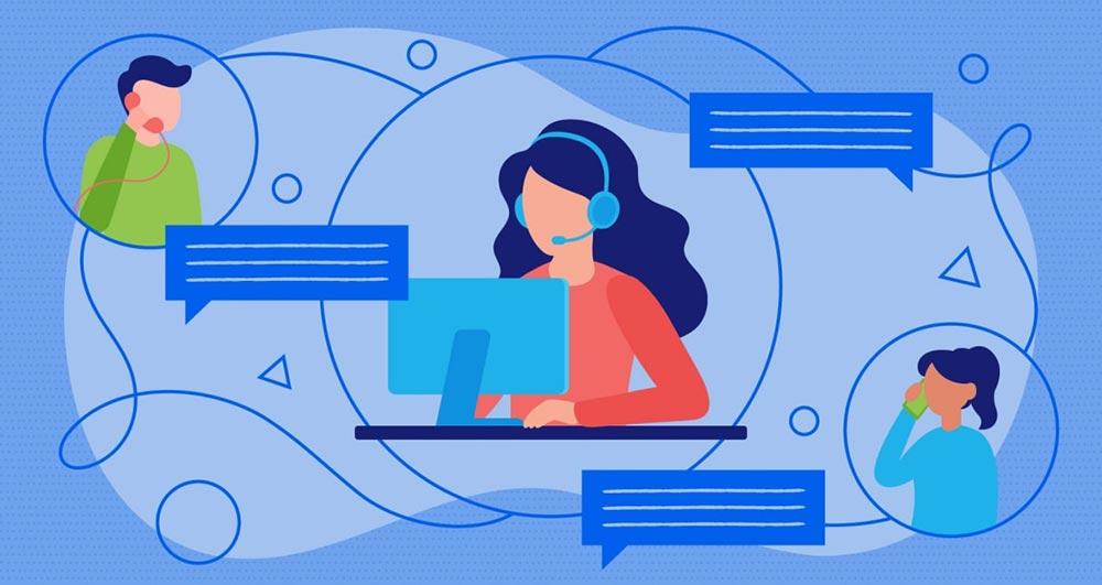 مسیریابی تماس چیست و چگونه کار می کند؟