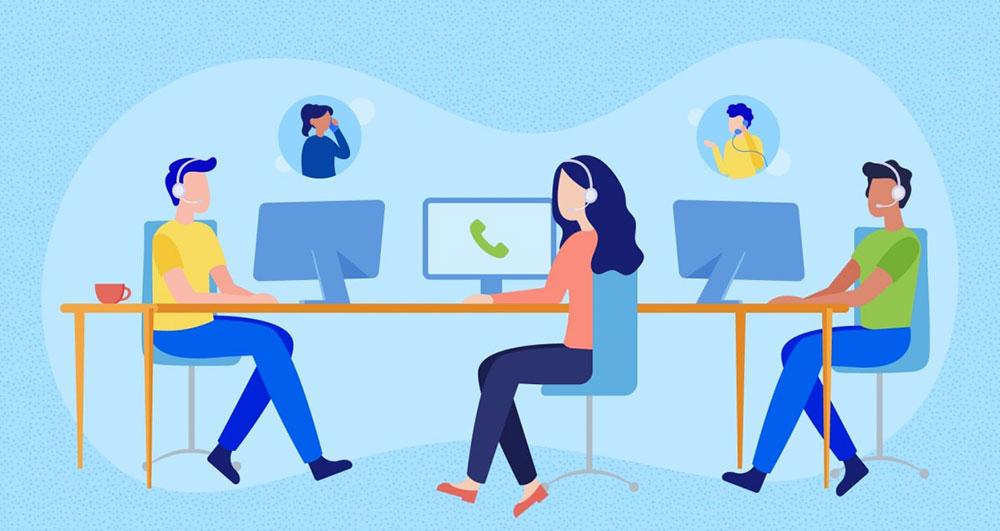 5 راهکار برای مراکز تماس جهت بالاتر بردن سطح رضایت مشتری