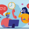 CRM در مقابل نرم افزار 3 : Call Centerتفاوتی که باید بدانید