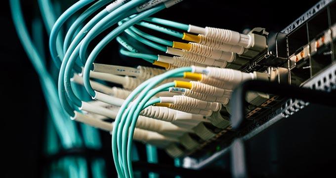 انواع تجهیزات شبکه های کامپیوتری