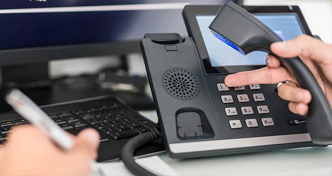 مزایای استفاده از سیستم VoIP