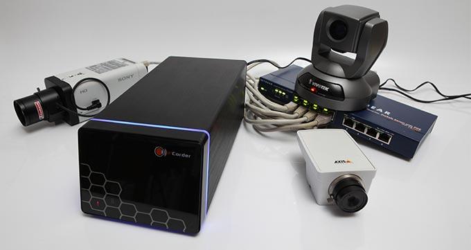 انواع دوربین مدار بسته با توجه به نوع کار کرد