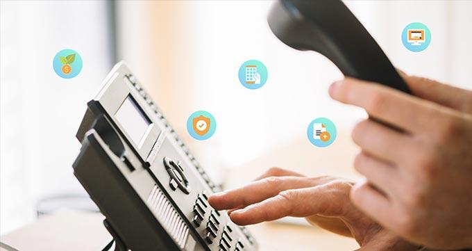 راه اندازی ویپ بر روی سانترال یکپارچه یا مرکز تلفن