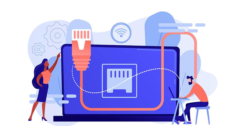 تفاوت شبکه LAN با WAN چیست؟