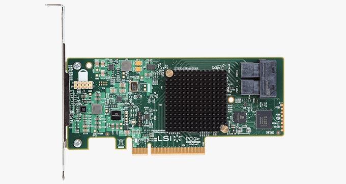 RAID Controllerهای مبتنی بر سخت افزار