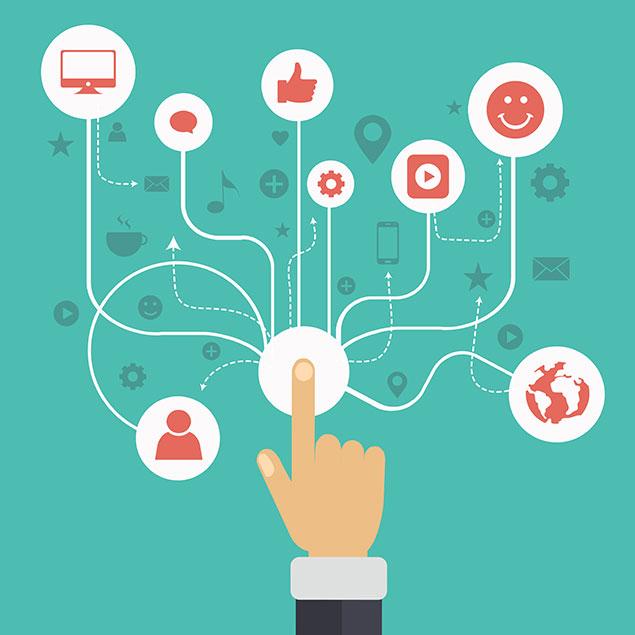 مزایای شبکه های ارتباطی