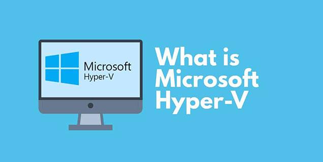 Hyper-v چگونه کار می کند