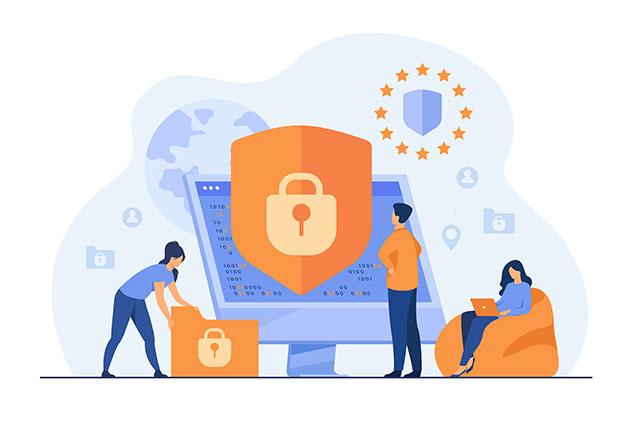 امنیت شبکه از طریقایجاد رمز عبور برای Screen Saver