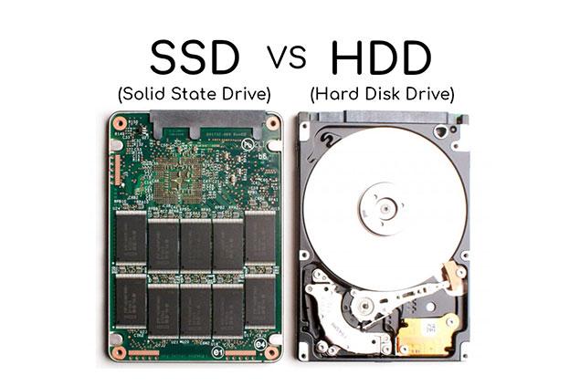 پاسخ به سوال هارد ssd بهتر است یا hdd؟