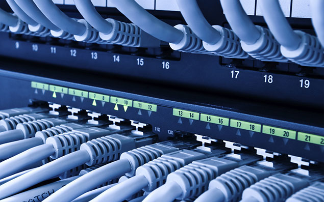 مراحل اجرا بستر سازی و پسیو شبکه