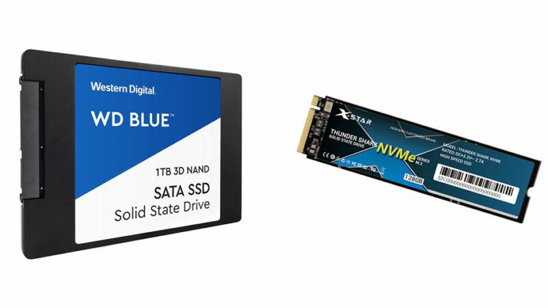 فرق هاردهای M2 و SSD در چیست؟