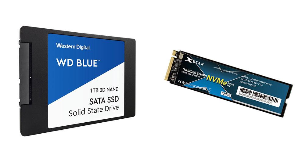 فرق هاردهاي M2 و SSD در چيست؟