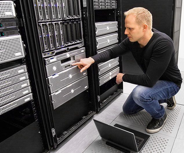 چرا خدمات زیرساخت شبکه مهم ترین مولفه زیرساخت IT به حساب می آید؟